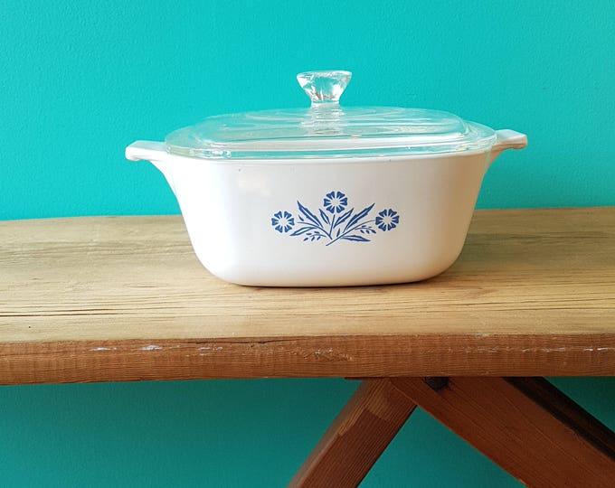 Corningware Casserole Dish - 4 Cup - Blue Cornflower