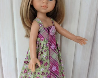 The clothes for Paola Reina dolls 32 cm.Corolle Les Cheries