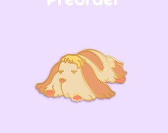 PREORDER HEEN Ditto x Anime Movie Enamel Pin [Studio Ghibli Howl's Moving Castle Magical Witch Dog Hayao Miyazaki Film Pokemon Parody]