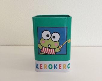 SANRIO - KEROPPI TIN Pencil Cup
