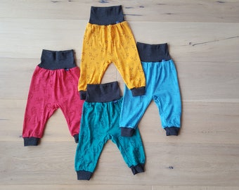 Glückskind  Hose/Baby Pants - UV50+ Merinowolle & Seide (bio/GOTS)