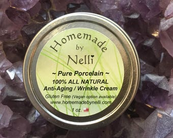 All Natural Anti-Aging/Wrinkle Cream