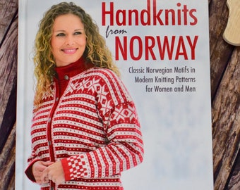 Handknits From Norway | Scandinavian knitting patterns | Traditional knitting patterns from Norway