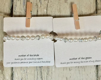 Mother of the bride or mother of the groom wedding gifts-on gift cards, perfect gift for the mothers on your wedding day
