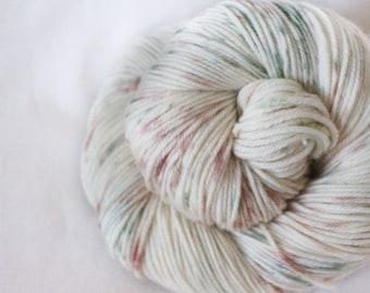 Gather Ye Rosebuds - Goldfinch - Superwash merino DK yarn