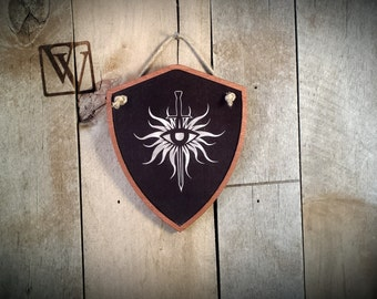Dragon Age Inquisition Shield