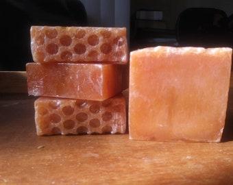 Warm Honey Bar