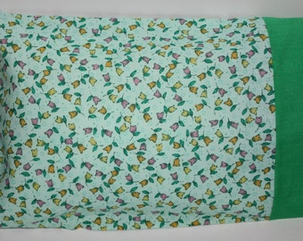 """Doll Pillow and Pillowcase  Size  8 1/2"""" X 6 1/2 """""""