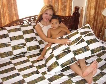 Batik Duvets Bedcovers Patchwork