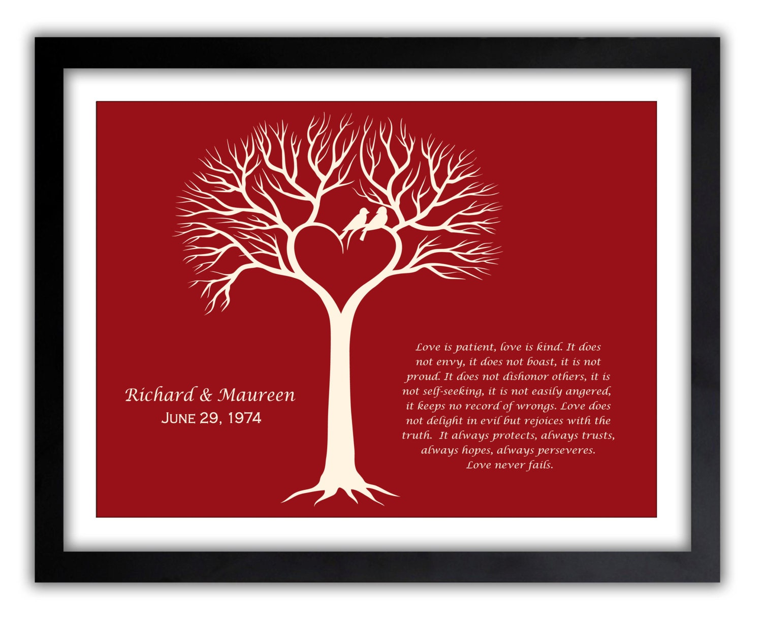 Gift To Husband On Wedding Day: Love Art Valentines Day Gift Gift For Him Husband