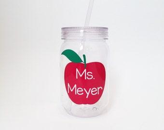 Teacher Gift, Teacher Cup, Teacher Tumbler, Gift for Teachers, Teacher Thank You Gift, Teacher Appreciation, Custom Teacher Gift, Teacher