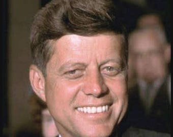 John Kennedy at the Democratic National Convention in 1960