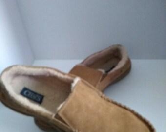 Chaps men's slip-ons size 12.5-13