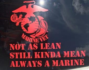 Mean marine