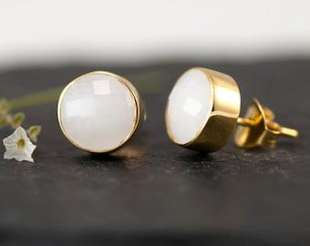 Earrings - Gem Stud