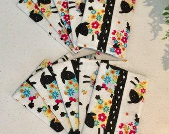 10 Pocket Kleenex Tissue Holders Teachers Christmas Gift Secret Santa Sheep