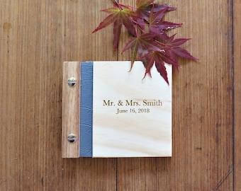 Wedding Vows Book. Anniversary Gift. Wedding Book. Bridal Shower Gift