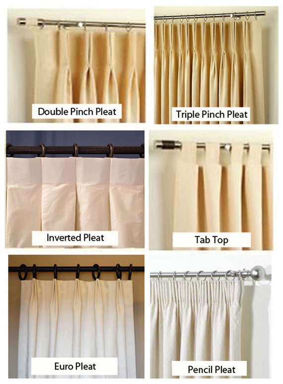 Upgrade Your Curtain Header Euro Pleat Double And Triple