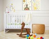 Kids Room Nursery wall ar...