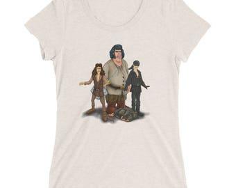Wesley, Fezzik and Inigo t-shirt