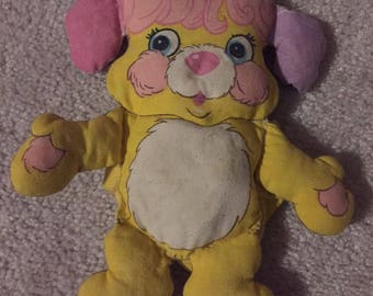 Vintage popples mini plush