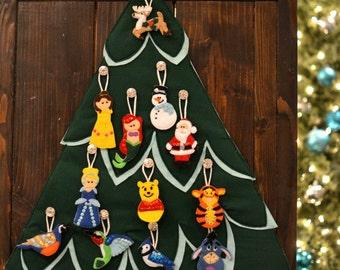Toddler Christmas Tree (2D) PDF Pattern