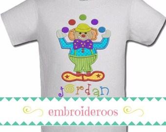 Circus Clown! Shirt or Onesie