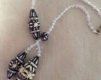 40's bakelite necklace