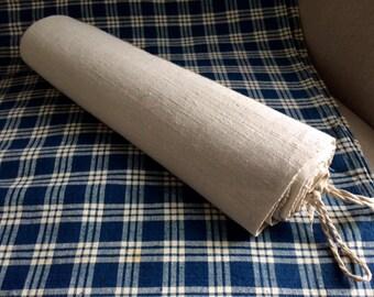 Antique Homespun Linen Yardage