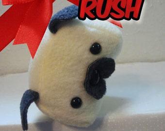 RUSH Mini Pug Loaf