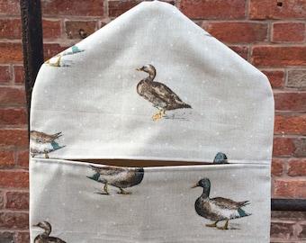 Duck Peg Bag