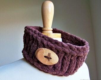 Chunky Cowl Scarf, Button Scarf, Chunky Knit Scarf, Knit Cowl Scarf, Knit Neck Warmer, Infinity Scarf Knit Scarf Chunky Scarf CLEARANCE SALE