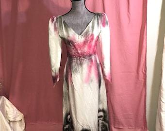 Skull wedding dress | Etsy