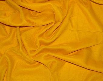 Velvet in Golden poppy by the yard - V 3