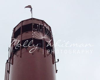 Water tower Digital Photography