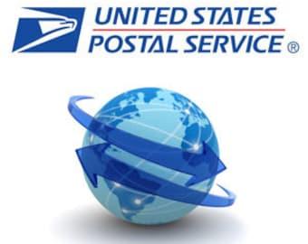 USPS International Postage