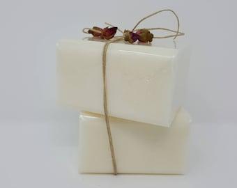 2 lb COMPLEXION MELT POUR Soap Making Base Goat's Goat Milk Mango Butter 100 All Natural Base Sodium Laurel Sulfate Paraben Free