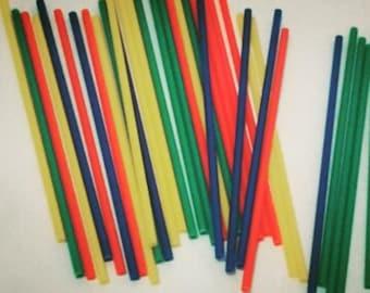 Plastic Cakepop Sticks