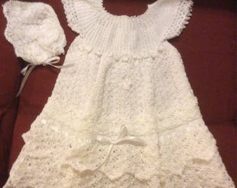 Serenity Baptismal Gown