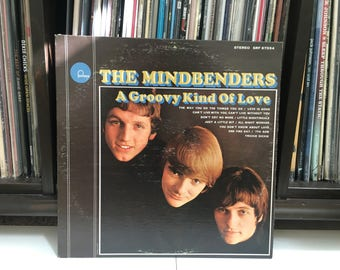 """The MIndbenders- """" A Groovy Kind Of Love"""" Vinyl Record"""