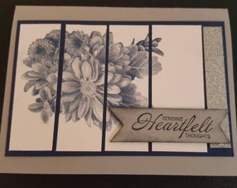 Sending Heartfelt Thoughts/Stampin Up
