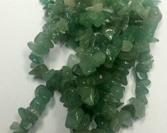Green Aventurine stone chips