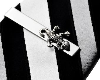Gecko Tie Clip