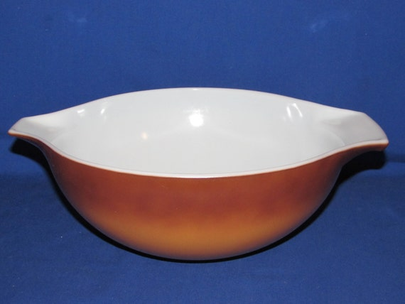 PYREX OLD ORCHARD Large Mixing Bowl 444 Four Quarts Cinderella from ...