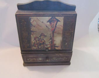 musical jewelry trinket box vintage music box