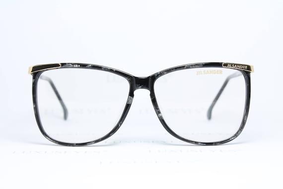 JIL SANDER Vintage Original Brille Eyeglasses Occhiali Gafas 253-710 58-18 XL uwl9Oz9A3