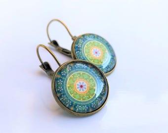 BOHO handmade jewelry,earrings gifts, women's yewelry, girls gift,