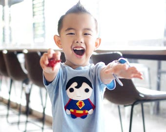 Super Baby Kids T-Shirt