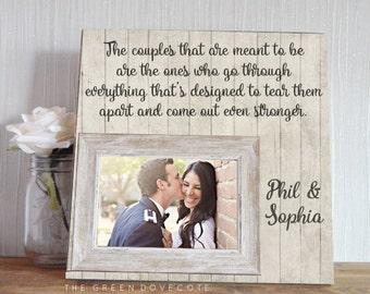 Gift For Boyfriend - Boyfriend Gift - Gift For Husband - Gift For Girlfriend - Anniversary Gift , Birthday Gift - Custom Picture Frame