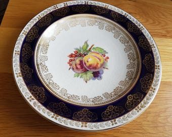 Rare & Old Crown Ducal AGR Plate